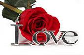 Les mots de déclaration d'amour