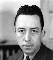 Photo de Albert Camus