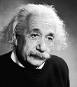 Photo de Albert Einstein