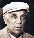 Photo de Georges Braque
