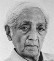 Photo de Jiddu Krishnamurti