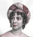 Photo de Madame de Staël