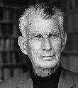 Photo de Samuel Beckett
