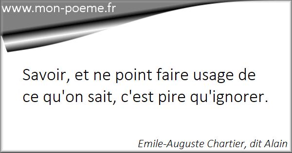 Citations Alain Ses 73 Citations