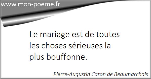Le Mariage De Figaro Citations De Beaumarchais
