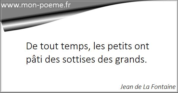 Les Plus Belles Citations De Jean De La Fontaine