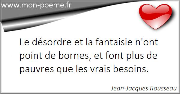 Les Citations Célèbres De Jean Jacques Rousseau