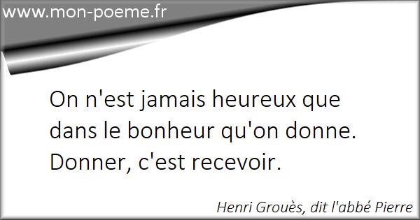 Citations Abbé Pierre Ses 49 Citations