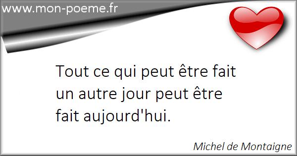 Citations Michel De Montaigne Ses 74 Citations