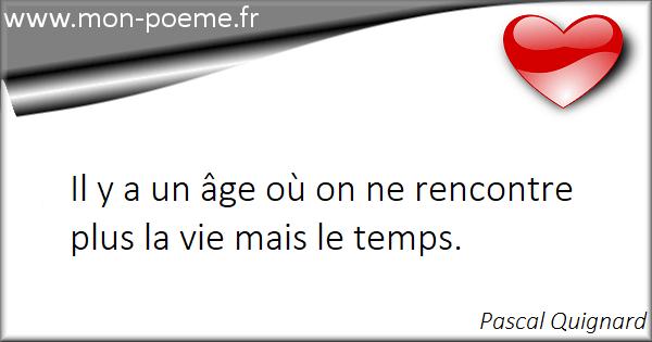 Citations Pascal Quignard Ses 51 Citations