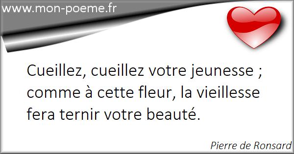 Citations Pierre De Ronsard Ses 25 Citations