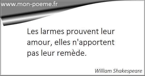 William Shakespeare Citation D Amour Forumhulp