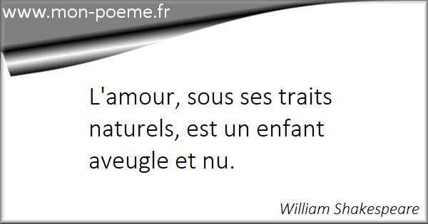 Les Meilleures Citations De William Shakespeare