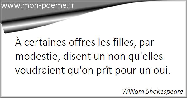Les Plus Belles Citations De William Shakespeare