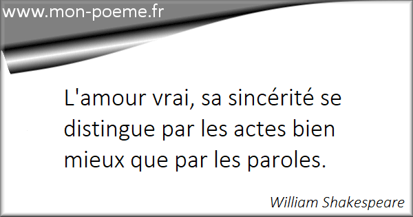 Citations William Shakespeare Ses 122 Citations