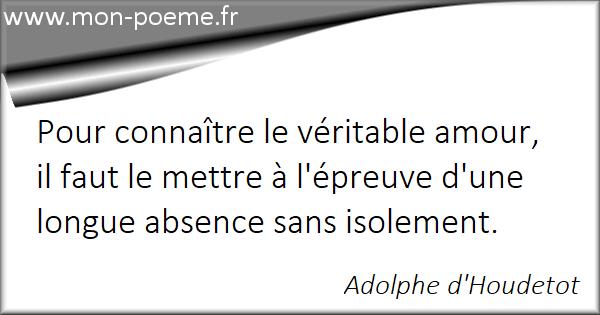 Absence Amour 39 Citations Sur L Absence Et L Amour