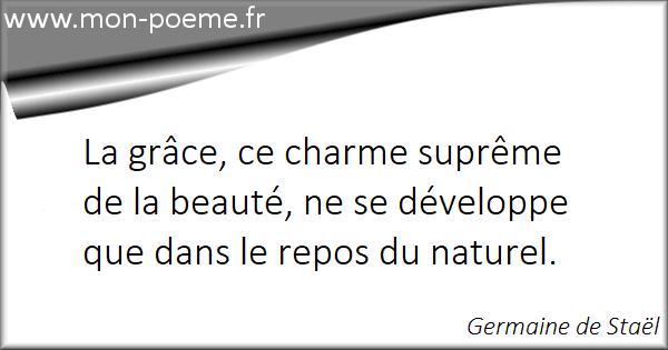 Beauté Grâce 23 Citations Sur La Beauté Et La Grâce