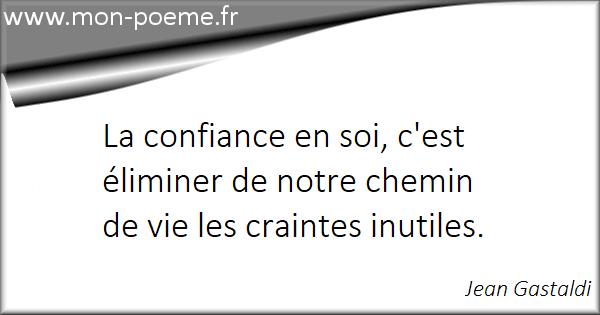 Confiance En Soi 44 Citations Sur La Confiance En Soi