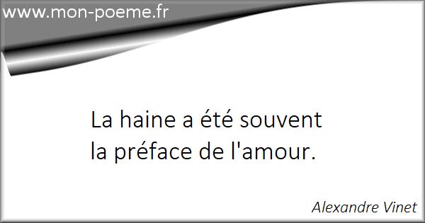 Haine Amour 57 Citations Sur La Haine Et L Amour