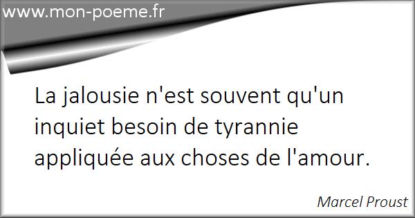 Amour Jalousie 54 Citations Sur Amour Et Jalousie