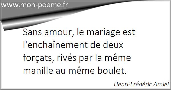 Amour Mariage 45 Citations Sur Amour Et Mariage