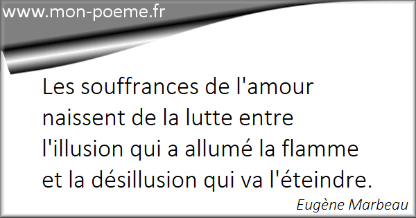 citation amour cpge