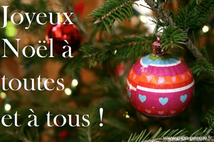 Poèmes De Noël Poésie Joyeux Noël 2018