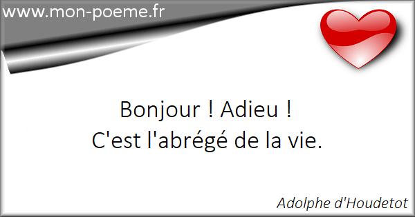 Citations Adieu 34 Citations Sur Adieu