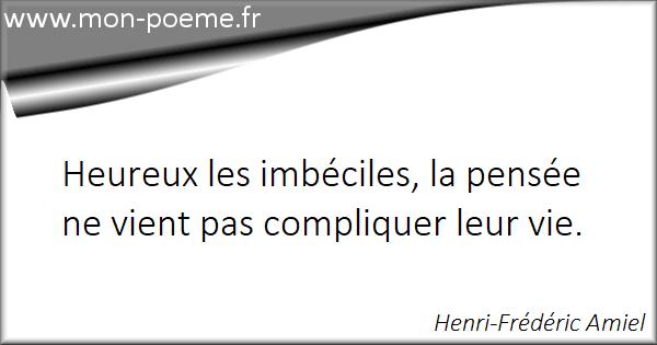 Citations Imbécile 94 Citations Sur Imbécile
