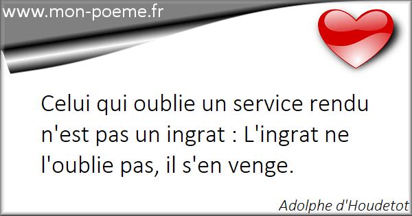 Citations Ingrat 51 Citations Sur Ingrat