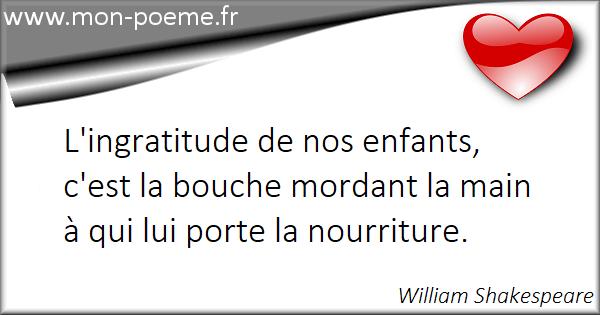 Citations Ingratitude 77 Citations Sur Ingratitude