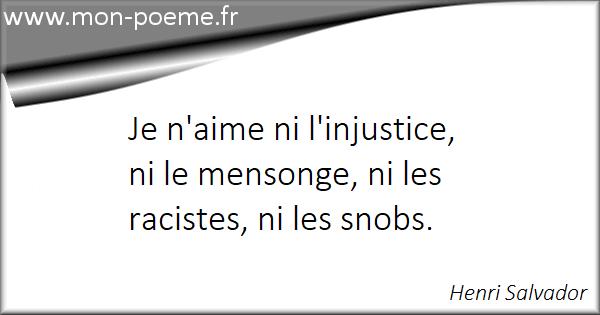 Citation Mensonge