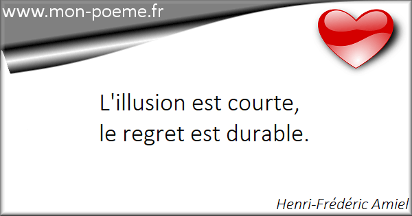 Citations Regret 31 Citations Sur Regret