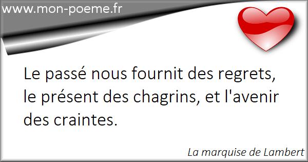 Citations Regrets 40 Citations Sur Regrets