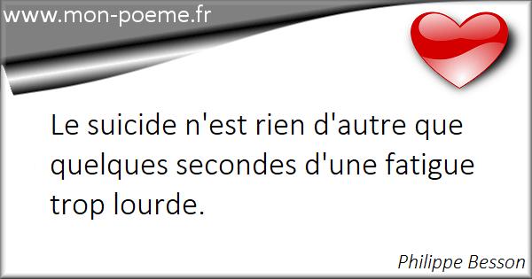Citations Suicide 82 Citations Sur Suicide