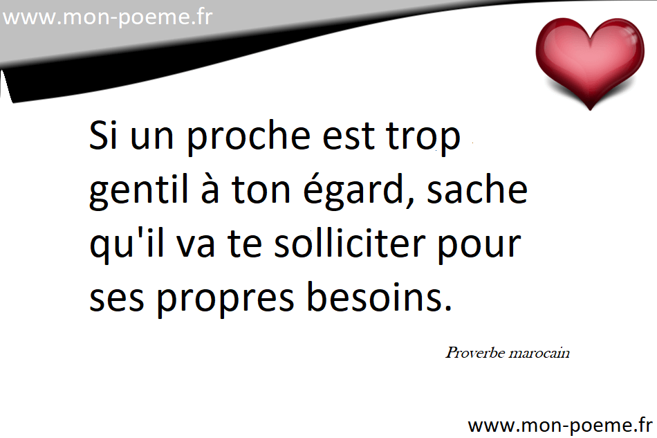 Assez Proverbes marocains : 50 proverbes du Maroc CO55